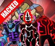 Ben 10 Omniverse Code Red Hacked