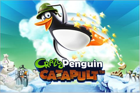 Catapulta de pinguinos