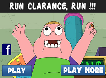 Corre con Clarence