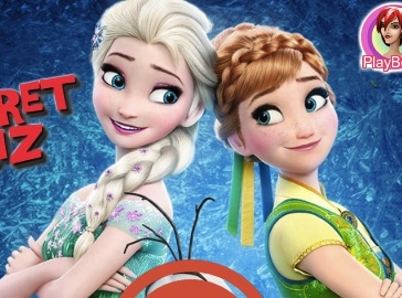 Hermanas Frozen diario secreto
