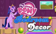 My little pony decora la habitacion