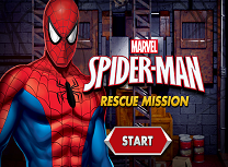 Spiderman mision de rescate