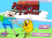 Super Finn y Jake
